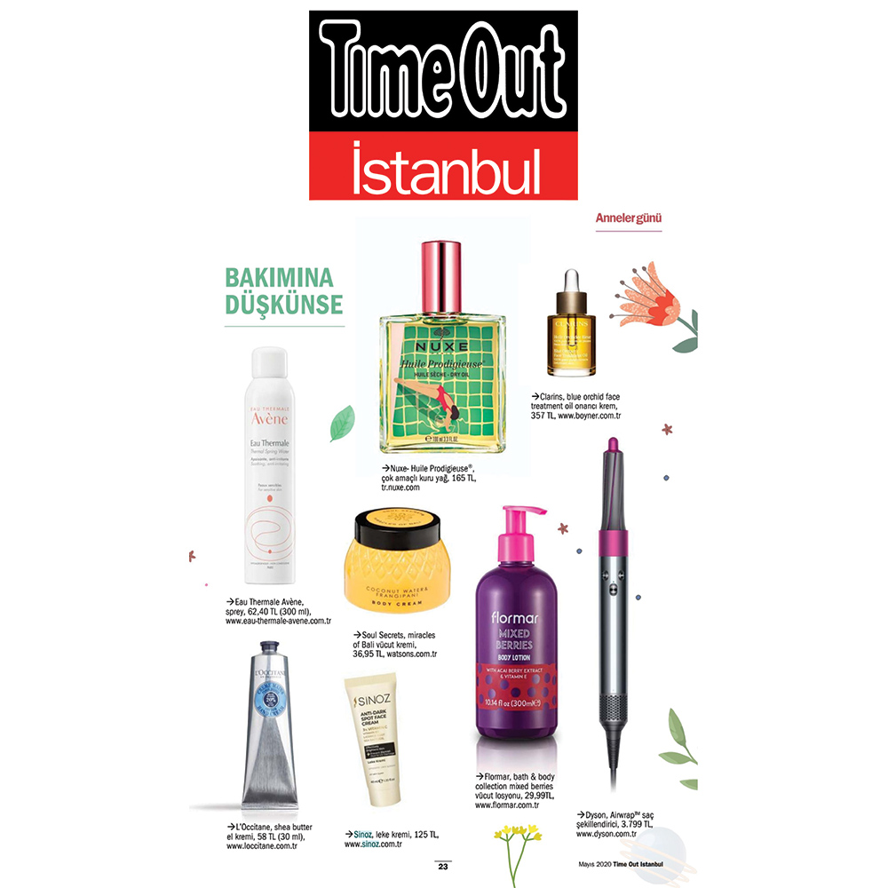Time Out İstanbul Mayıs