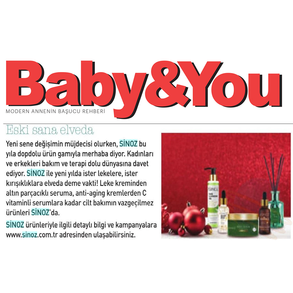 baby and you aralık 2020