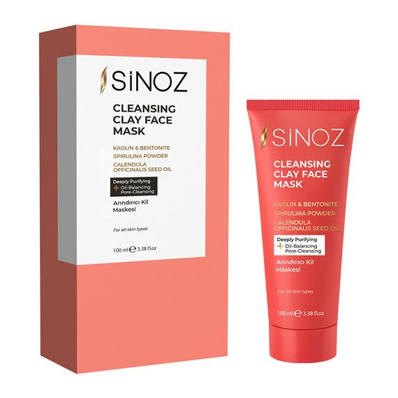 Sinoz Clarifying Clay Face Mask
