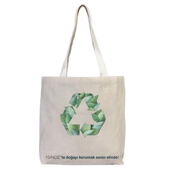 Sinoz Eco-Friendly Organic Shopping Bag