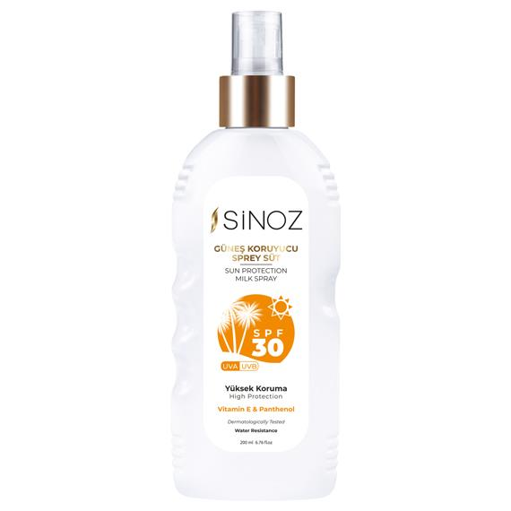 Sinoz Sun Protection Milk Spray SPF 30