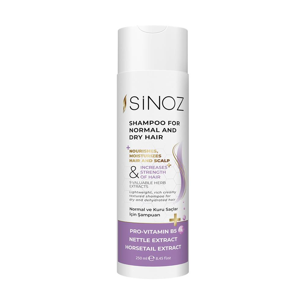 Sinoz Shampoo for Normal to Dry Hair