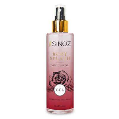 Sinoz Rose Flavored Body Splash