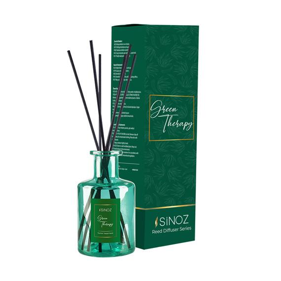 Sinoz Green Therapy Reed Diffuser