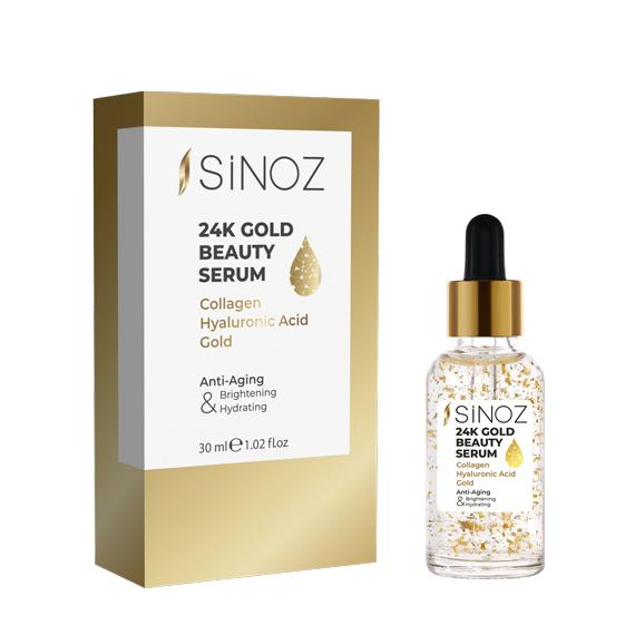 Sinoz 24K Gold Beauty Serum