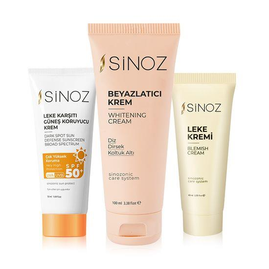 Sinoz Whitening Set