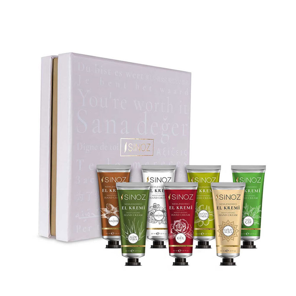 Exotic Scented Moisturizing Hand Cream Series