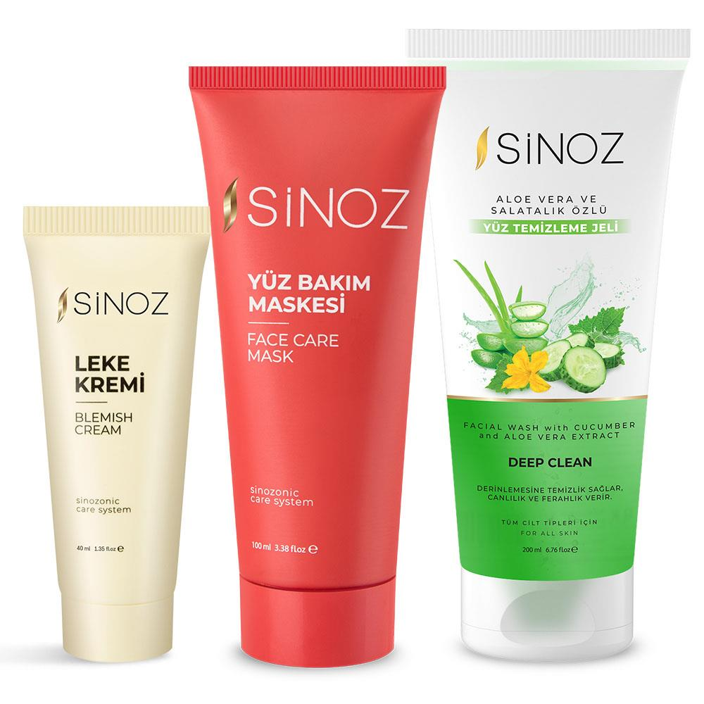 Sinoz Professional Face Care Package
