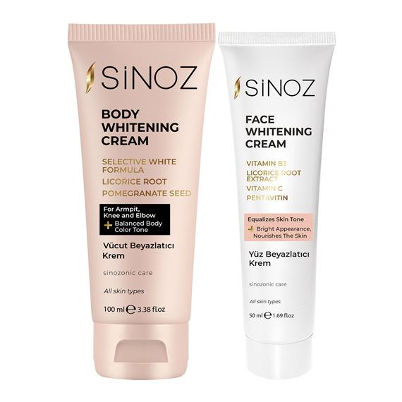Body Whitening and Face Whitening Cream Special Pack